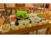 Buffet Vegetariano no Itaim Bibi